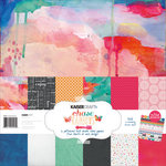 Kaisercraft - Chase Rainbows Collection - 12 x 12 Paper Pack