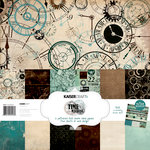 Kaisercraft - Time Machine Collection - 12 x 12 Paper Pack