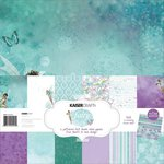Kaisercraft - Fairy Dust Collection - 12 x 12 Paper Pack
