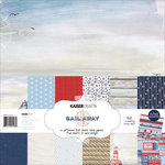 Kaisercraft - Sail Away Collection - 12 x 12 Paper Pack