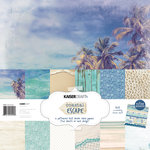 Kaisercraft - Coastal Escape Collection - 12 x 12 Paper Pack