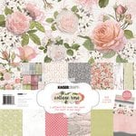Kaisercraft - Cottage Rose Collection - 12 x 12 Paper Pack