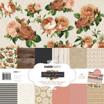 Kaisercraft - Always and Forever Collection - 12 x 12 Paper Pack