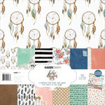 Kaisercraft - Boho Dreams Collection - 12 x 12 Paper Pack