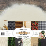 Kaisercraft - Bon Appetit Collection - 12 x 12 Paper Pack