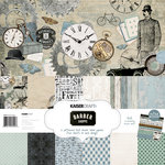 Kaisercraft - Barber Shoppe Collection - 12 x 12 Paper Pack