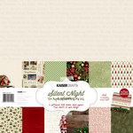Kaisercraft - Silent Night Collection - Christmas - 12 x 12 Paper Pack