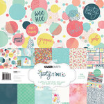 Kaisercraft - Party Time Collection - 12 x 12 Paper Pack