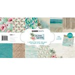 Kaisercraft - Island Escape Collection - 12 x 12 Paper Pack