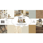 Kaisercraft - Pawfect Collection - 12 x 12 Paper Pack - Cat