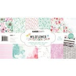 Kaisercraft - Wildflower Collection - 12 x 12 Paper Pack