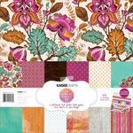 Kaisercraft - Bombay Sunset Collection - 12 x 12 Paper Pack