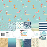Kaisercraft - Summer Splash Collection - 12 x 12 Paper Pack