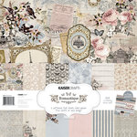 Kaisercraft - Romantique Collection - 12 x 12 Paper Pack