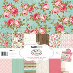 Kaisercraft - Miss Betty Collection - 12 x 12 Paper Pack
