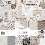 Kaisercraft - Pen and Ink Collection - 12 x 12 Paper Pack