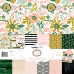 Kaisercraft - Fleur Collection - 12 x 12 Paper Pack