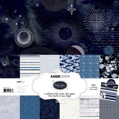 Kaisercraft - Stargazer Collection - 12 x 12 Paper Pack