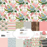 Kaisercraft - Full Bloom Collection - 12 x 12 Paper Pack