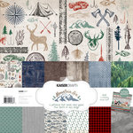 Kaisercraft - Mountain Air Collection - 12 x 12 Paper Pack