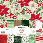 Kaisercraft - Peace and Joy Collection - Christmas - 12 x 12 Paper Pack