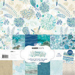 Kaisercraft - Deep Sea Collection - 12 x 12 Paper Pack