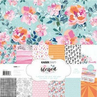 Kaisercraft - Blessed Collection - 12 x 12 Paper Pack
