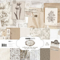Kaisercraft - Whisper Collection - 12 x 12 Paper Pack