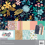 Kaisercraft - Paisley Days Collection - 12 x 12 Paper Pack