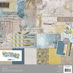 Kaisercraft - Antiquities Collection - 12 x 12 Paper Pack