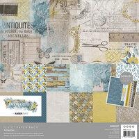 Kaisercraft - Antiquities Collection - 12 x 12 Paper Pack