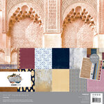Kaisercraft - Journey Collection - 12 x 12 Paper Pack