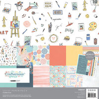 Kaisercraft - Crafternoon Collection - 12 x 12 Collection Pack