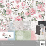 Kaisercraft - Lady Like Collection - 12 x 12 Paper Pack with Bonus Sticker Sheet