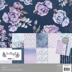 Kaisercraft - Amethyst Collection - 12 x 12 Paper Pack
