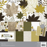 Kaisercraft - Fallen Leaves Collection - 12 x 12 Paper Pack