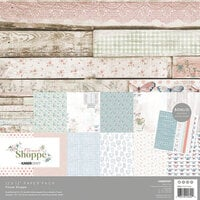 Kaisercraft - Flower Shoppe Collection - 12 x 12 Paper Pack