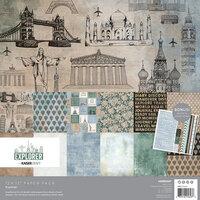 Kaisercraft - Explorer Collection - 12 x 12 Paper Pack