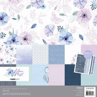 Kaisercraft - Lilac Mist Collection - 12 x 12 Paper Pack