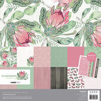 Kaisercraft - Flowering Natives Collection - 12 x 12 Paper Pack