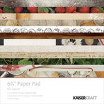 Kaisercraft - Bon Appetit Collection - 6.5 x 6.5 Paper Pad
