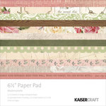 Kaisercraft - Mademoiselle Collection - 6.5 x 6.5 Paper Pad