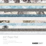 Kaisercraft - Frosted Collection - Christmas - 6.5 x 6.5 Paper Pad