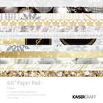 Kaisercraft - Glisten Collection - Christmas - 6.5 x 6.5 Paper Pad