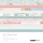 Kaisercraft - Peek-A-Boo Collection - 6.5 x 6.5 Paper Pad