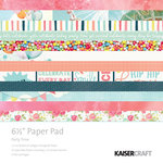 Kaisercraft - Party Time Collection - 6.5 x 6. 5 Paper Pad