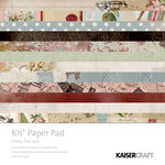 Kaisercraft - Cherry Tree Lane Collection - 6.5 x 6.5 Paper Pad