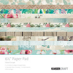 Kaisercraft - Island Escape Collection - 6.5 x 6.5 Paper Pad