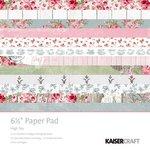 Kaisercraft - High Tea Collection - 6.5 x 6.5 Paper Pad