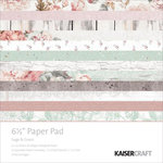 Kaisercraft - Sage and Grace Collection - 6.5 x 6.5 Paper Pad